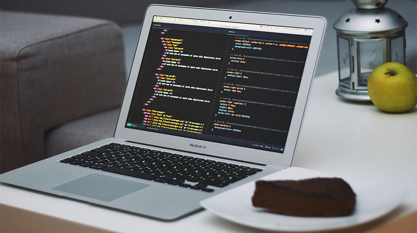 PostImage EmacsSeries EverythingYouNeedtoKnowAboutGNUEmacs LaptopwithCake - Emacs Series - Everything You Need to Know About GNU Emacs